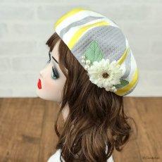 画像7: ベラ帽(ベレー) (7)