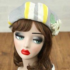 画像2: ベラ帽(ベレー) (2)