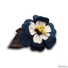 画像1: 咲かせ!花クテルハット(緑) (1)