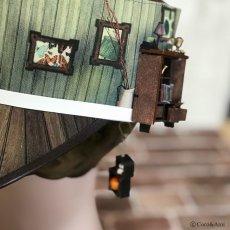 画像4: 一つ屋根の下〜そこに愛はあるのかい?〜キャスケット (4)